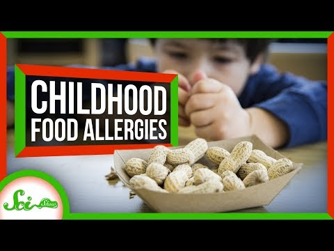 Why Doctors Got Childhood Food Allergies So Wrong