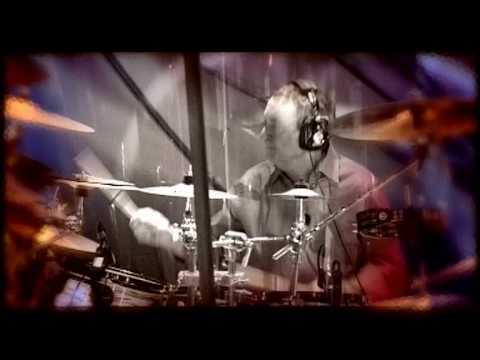 "Nick Mason(""Pink Floyd"")with  ku ku band at Slavi's Show - "" On The Turning Away"" - 10.02.2006"