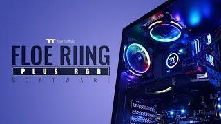 Floe Riing Plus RGB Software