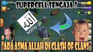 Mari Kita Hancurkan Patung barbar tua | Ada Asma allah ? |😈Kita dapat apa? - Clash of clans #1