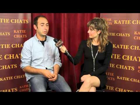 KATIE CHATS: tiff, SAMY INAYEH, CINEMATOGRAPHER, PORTRAIT AS A RANDOM ACT OF VIOLENCE