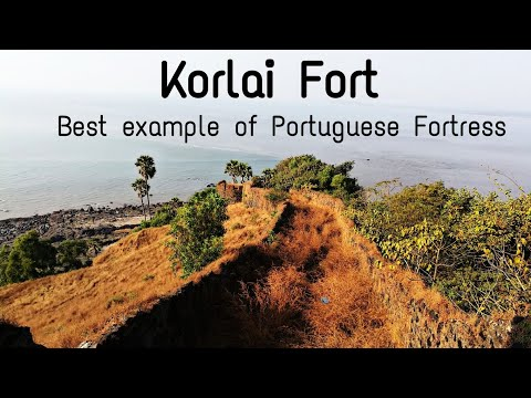 Korlai Fort Full History - One of the Very important Fort of Portuguese - SNT | Marathi Vlogs