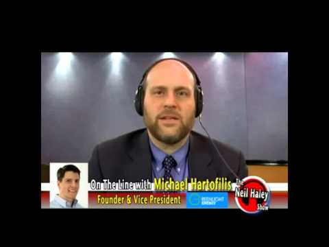 The Neil Haley Show Interview With Michael Hartofilis and Ed Massey