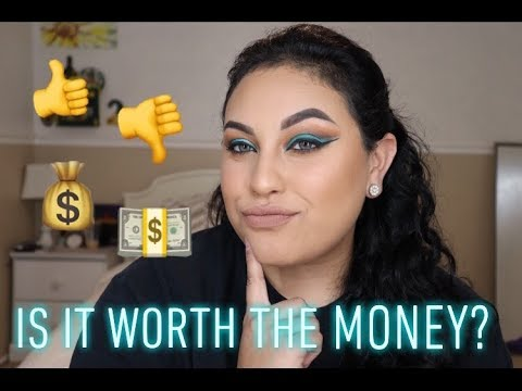 FIRST IMPRESSIONS || JACLYN HILL X MORPHE EYE MASTER BRUSH COLLECTION thumbnail