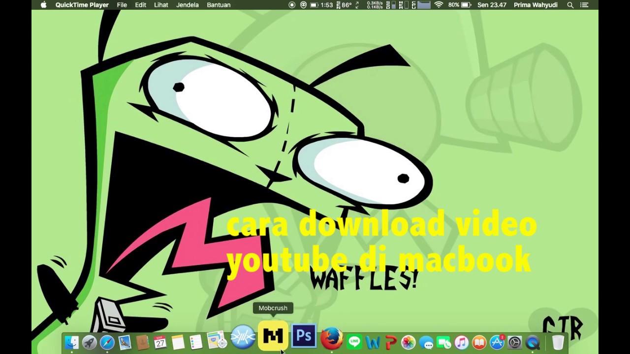 cara mendownload video youtube di mac