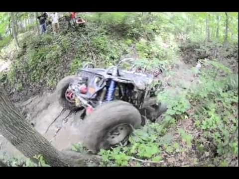 Jeep Waterfall Climb at Mission Impossible