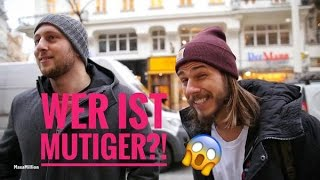 WER ist MUTIGER?! Juri vs. MaxaMillion