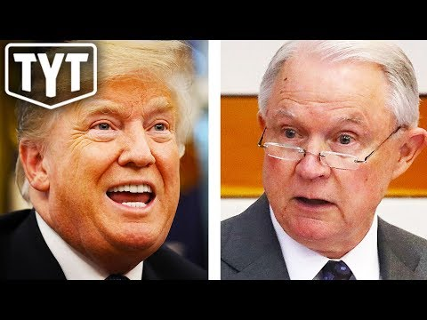 Trump Won't Stop Attacking Jeff Sessions