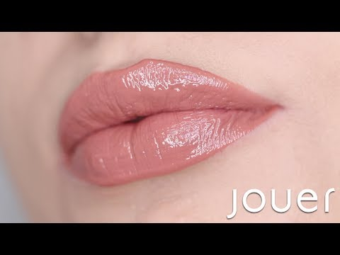 Champs-Élysées High Pigment Lip Gloss | JOUER COSMETICS