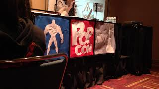 Popcon 2019 - Martial Arts in Video Games (4)