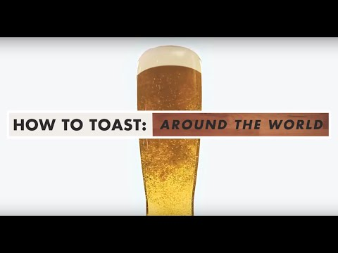 How to Toast Around the World