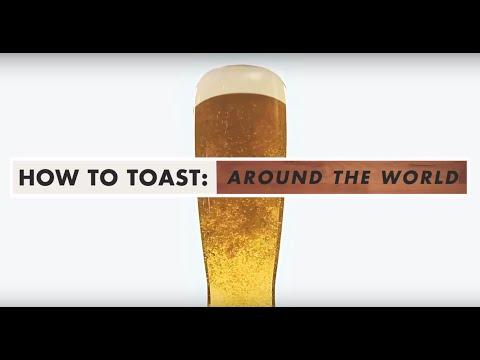 How to Toast Around the World