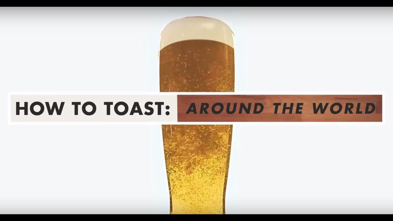 How to Toast Around the World - YouTube