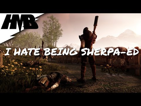 I Hate Being Sherpa-ed In Video Games