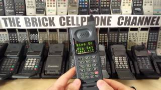 Motorola Digital Elite Microtac Old School Vintage Brick flip Cellphone