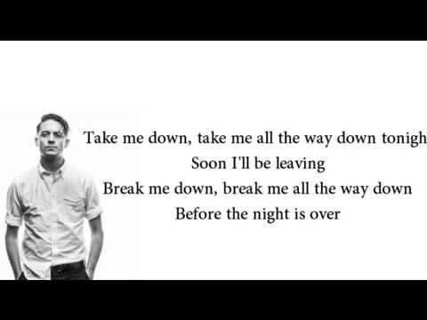 G-Eazy Let's Get Lost Lyrics