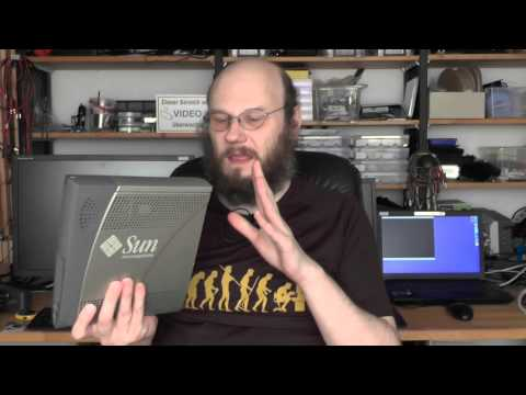 BIVBlog #34: Playing Around with SunRay 1 Thin Clients