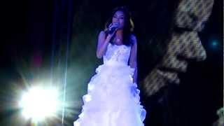 伊藤由奈 Yuna Ito ~ Endless Story Live @ Mens Fashion Week 2012, Ma...