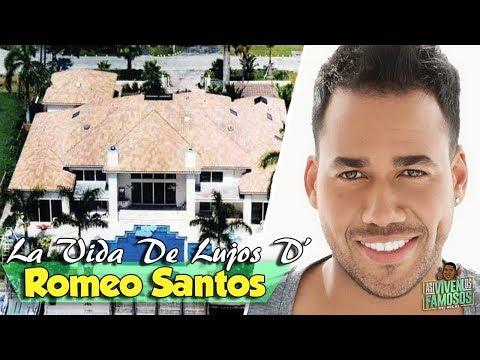 Así Vive Romeo Santos En Su Lujosa Mansión !Solo Espera A Ver Su Colección De Autos De Lujos!