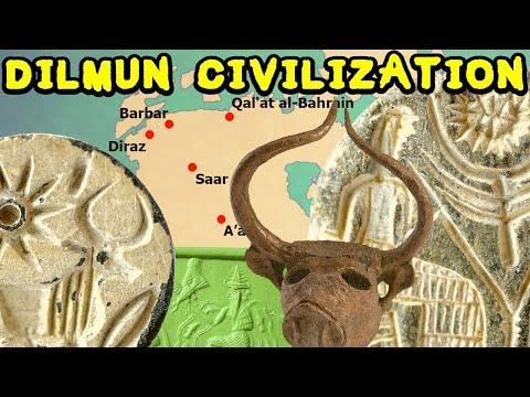 Dilmun, the Sumerian Shangri-La (Bronze Age Dilmun Civilization of Ancient Bahrain)