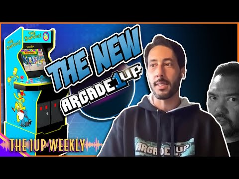 The 1up Weekly - Arcade1up has a new direction, we have thoughts from The1upWeekly