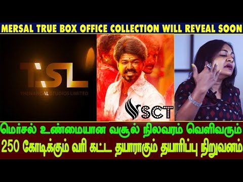 Mersal Producers Getting Ready To Pay Tax for 250Crores BO Collection
