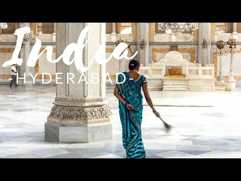 India Travel Vlog: Hyderabad