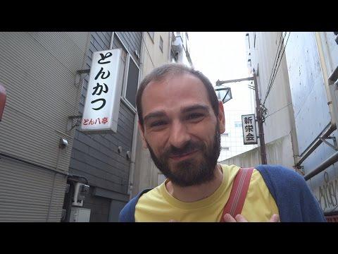 Tonkatsu at Tonpachite in Ueno, Tokyo   April 29, 2015