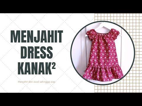 [Preview] How To Make Simplicity 1449 Dress