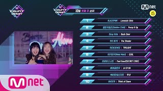 What are the TOP10 Songs in 3rd week of October? KPOP TV Show | M COUNTDOWN 201015 EP.686