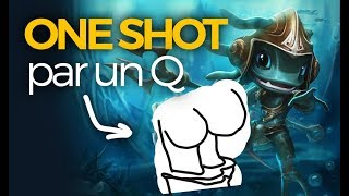 JE ME FAIS ONE SHOT PAR UN Q DE FIZZ ? - Sivir ADC (ft Tioo)