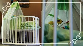 ОБЗОР! Детская кроватка ComfortBaby SmartGrow #3