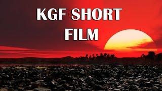 KGF Kat the border short film by sridhar.ram
