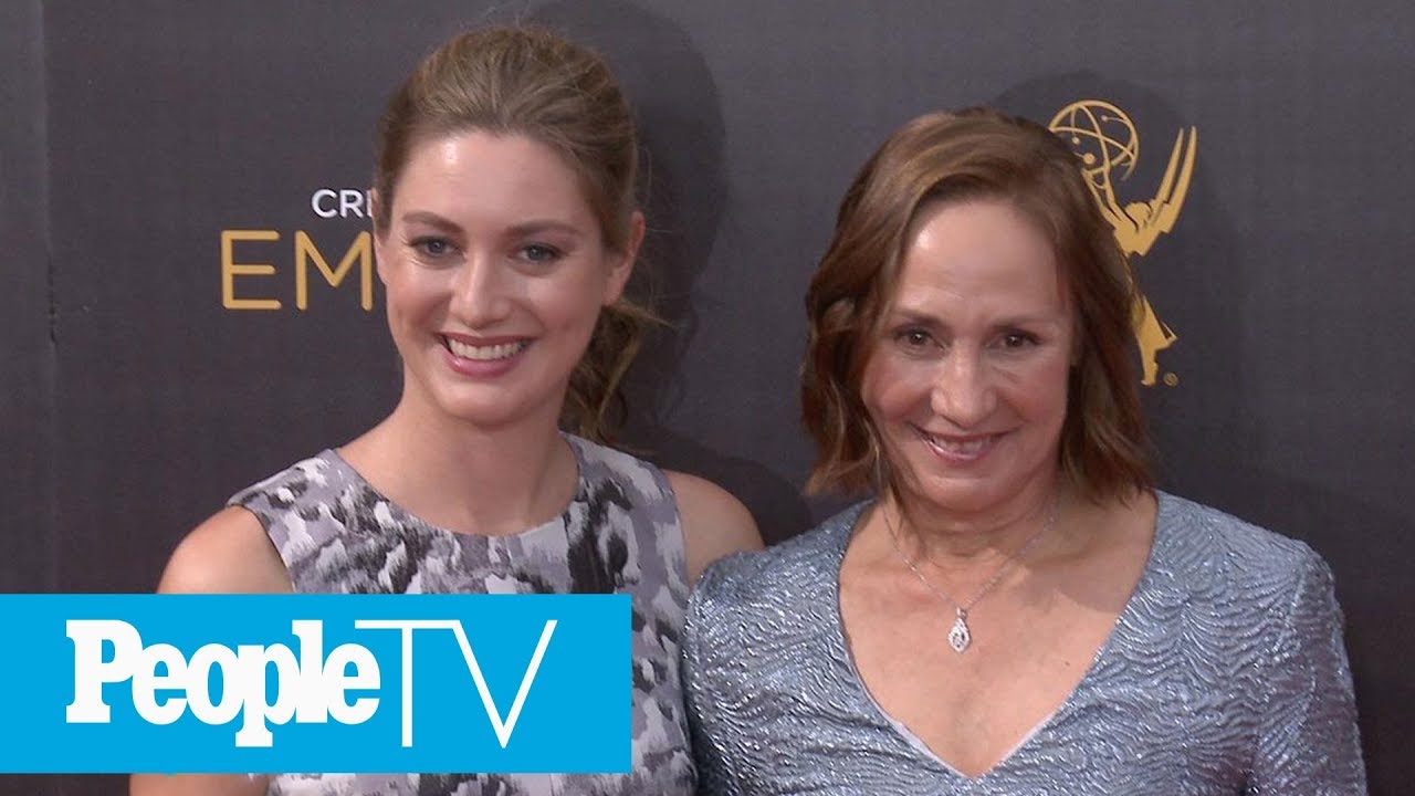 Young Sheldon Zoe Perry On Playing Younger Version Of Her Real Life Mom Laurie Metcalf Peopletv