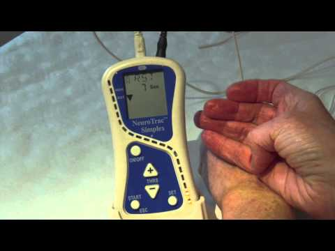 NeuroTrac Simplex - EMG Biofeedback Device Video Tutorial