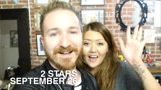 2 Stars VLOG - September 28 Thumbnail