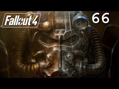 Fallout 4: Playthrough Part 66 - Last Voyage of the U.S.S. Constitution[Help Scavengers]
