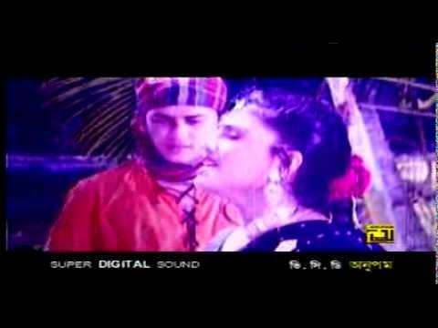 Bangla movie song Salman Shah Tumi akta chor ami akta chor