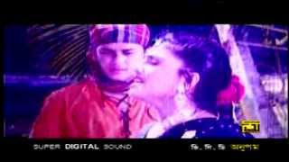 Bangla movie song Salman Shah Tumi akta chor ami akta chor