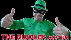 THE RIDDLER Kostüm für Karneval, Junggesellenabschied oder Mottopartys [Vorstellung]