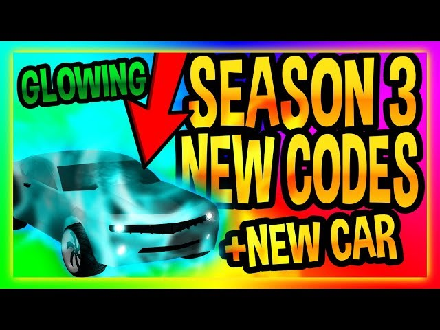 New All Working Roblox Promo Codes December 2018 Porsche Mad City Season 3 Codes And Fast Xp New Secret Update Youtube