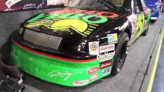 DAYS OF THUNDER NASCAR ORIGINAL MOVIE CAR 650HP