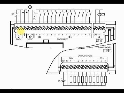 Программирование ПЛК. 8. Подключение контроллера и первая программа.
