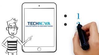 TECHNOVA - Opravy notebooků, telefonů, tabletů. Servis Apple zařízení.