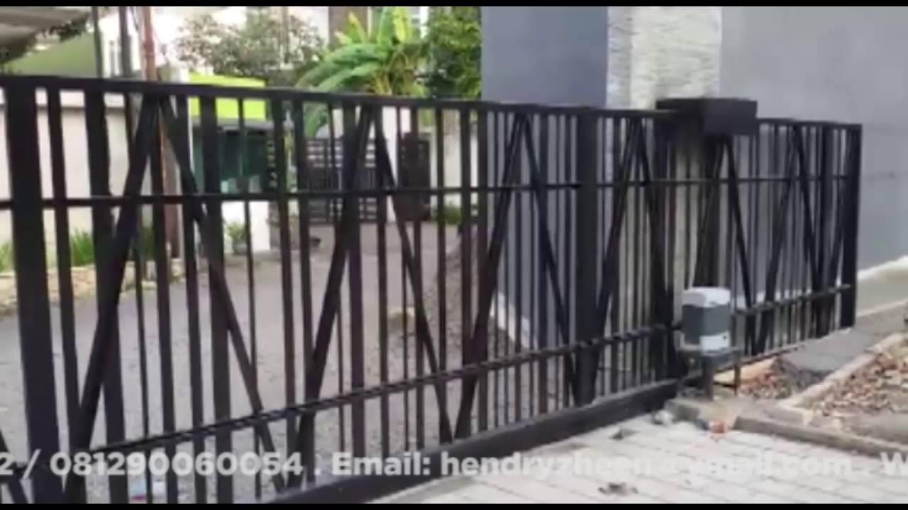 pintu Geser Otomatis YouTube