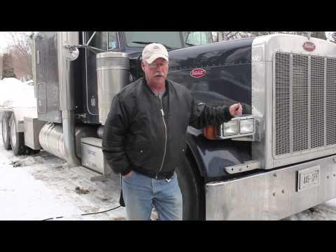 Life of a Long Haul Trucker