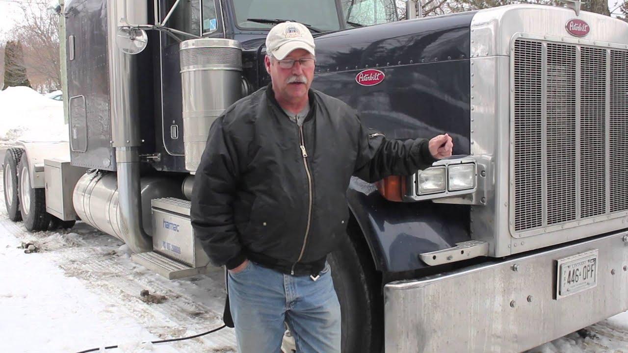Life of a Long Haul Trucker - YouTube