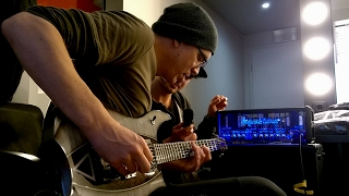 Devin Townsend meets GrandMeister Deluxe 40 | Hughes & Kettner