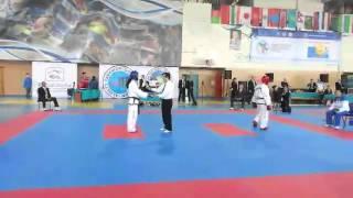 Чемпионат Азии по ТаеКвонДо ITF 2016 (Казахстан, г. Алмата)(Туркмения vs Узбекистан - судите сами..., 2016-03-29T17:33:34.000Z)