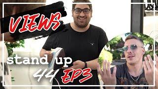Bügelnde Ausländer | Stand Up 44 Views Ep. 3
